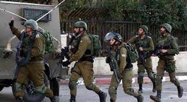 الاحتلال يقتحم مناطق في بيت لحم