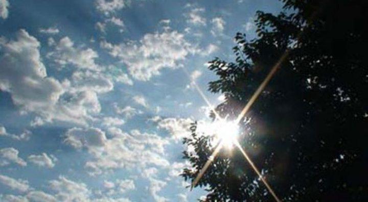 حالة الطقس اليوم الاربعاء: ارتفاع على درجات الحرارة