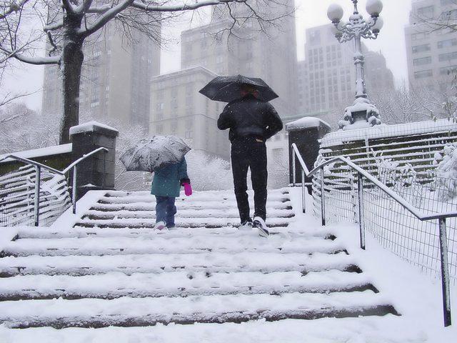 تعرفوا على تأثير رياضة المشي في الشتاء على صحة الجسم