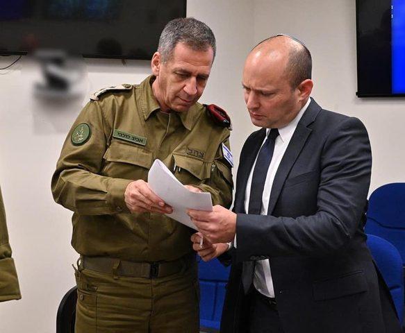 كوخافي يُجري تعيينات جديدة في قوات الاحتلال
