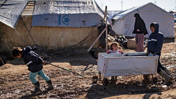 وفاة أكثر من 500 شخص في مخيم الهول بسوريا