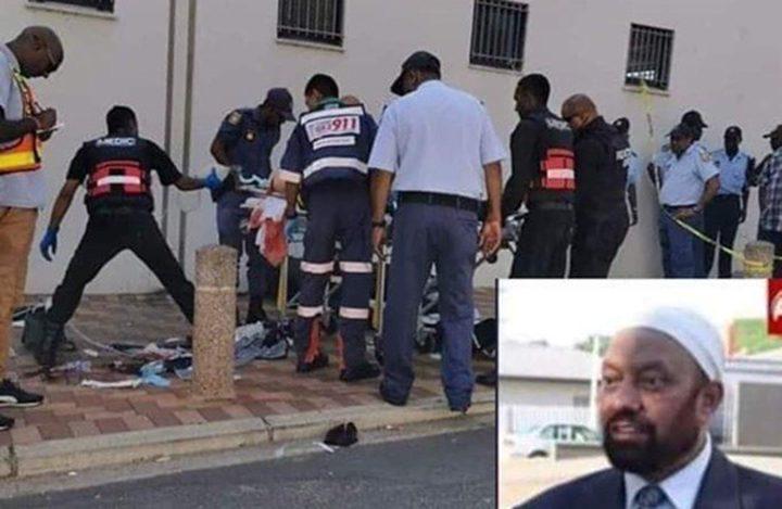 محاولة اغتيال الداعية يوسف أحمد ديدات