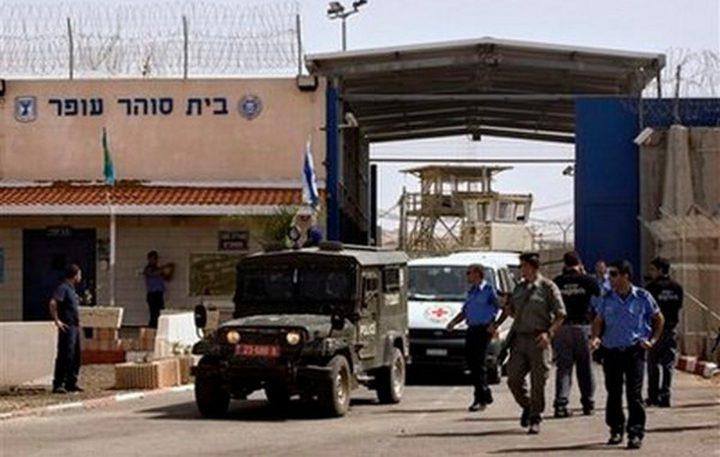 قوات الاحتلال تفرج عن اسيرين من غزة