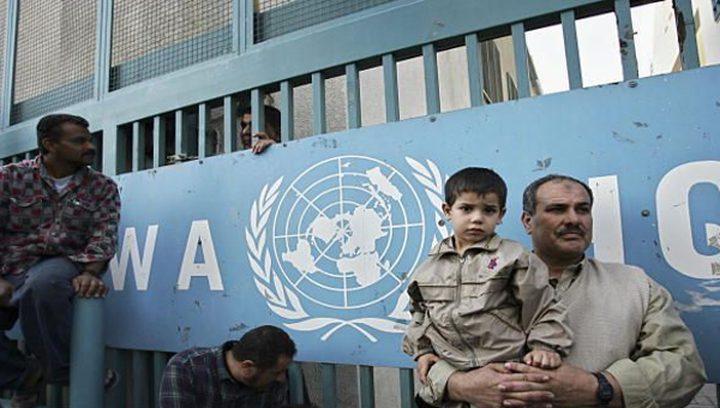 أبو حسنة: غزة منهارة تماما والأونروا تعاني من أزمات مالية كبيرة