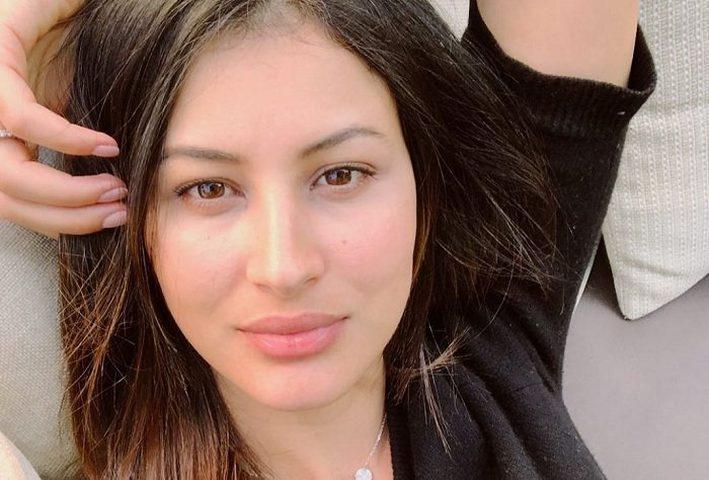 ريم السعيدي تضع مولودتها الثانية