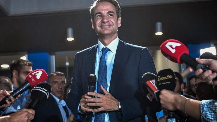 رئيس الوزراء اليوناني يرشح امرأة لرئاسة البلاد