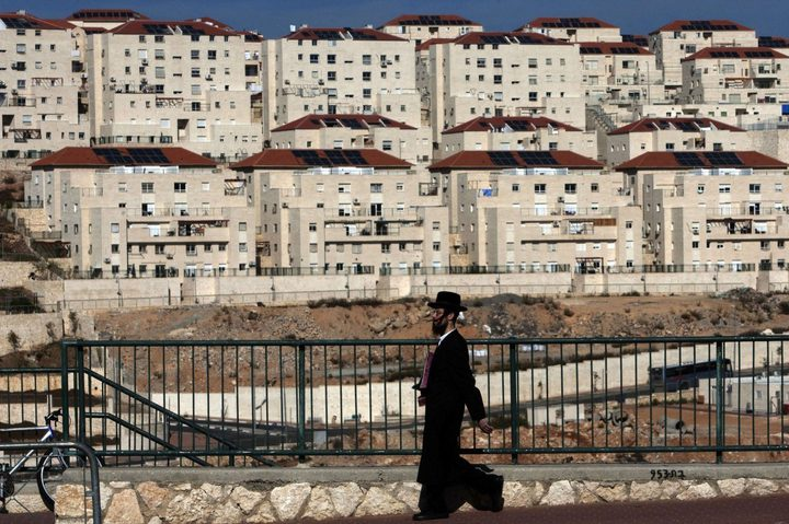 الاحتلال يرصد نصف مليار شيكل ميزانية المستوطنات للعام 2020