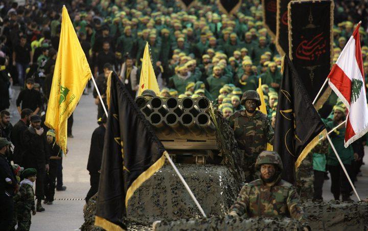 """بريطانيا تصنف حزب الله منظمة """"إرهابية"""" وتعلن تجميد أصوله المالية"""