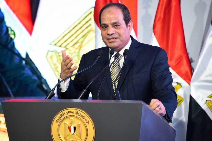 """السيسي يوجه رسالة إلى القوات المسلحة بعد تنفيذ مناورة قادر """"2020"""""""