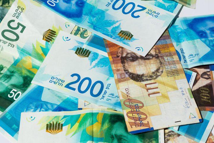 أسعار العملات مقابل الشيقل  اليوم الثلاثاء