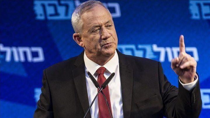 غانتس يشن هجوما على نتنياهو: لم يعد مناسباً لرئاسة الحكومة