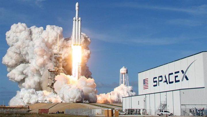 سبيس اكس تستعد لإطلاق صاروخ جديد إلى الفضاء
