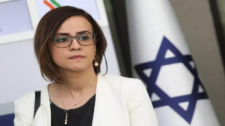 الاحتلال يخطط لتقديم طلب للجنة الانتخابات لاستبعاد ترشيح هبة يزبك