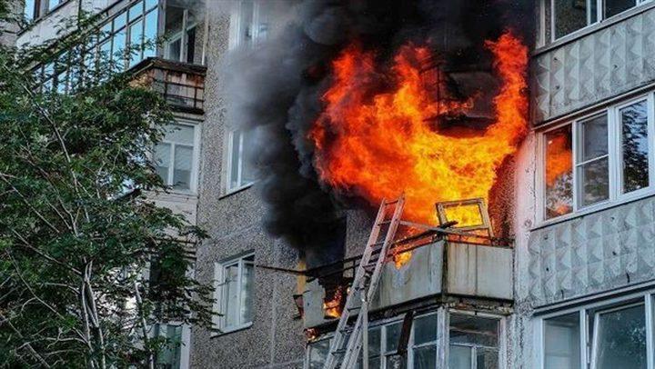 8 قتلى جراء حريق بالتشيك