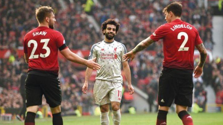 ليفربول يواجه مانشستر يونايتد الليلة لتحقيق رقم قياسي
