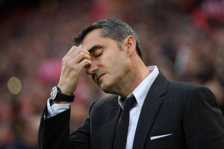 فالفيردي يدفع ثمن الخضوع لنجوم النادي الكتالوني