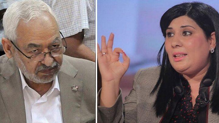 أحزاب تونسية تطالب بالتحقيق في الاعتداء على النائبة عبير موسى