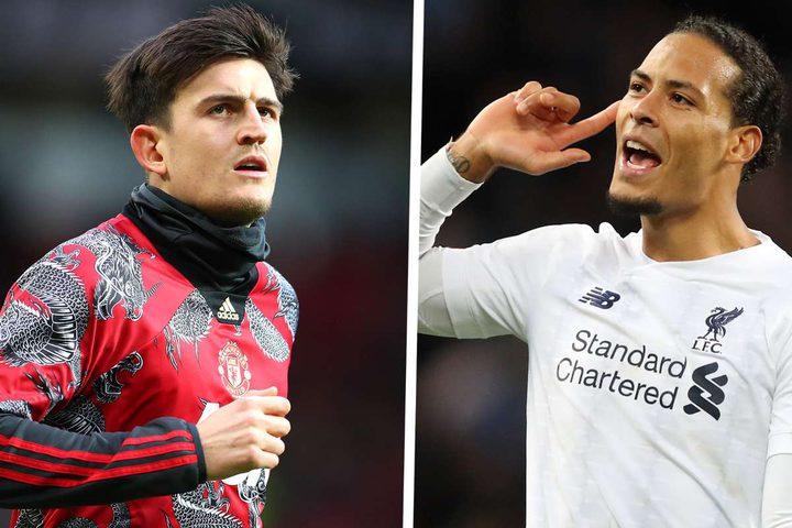 أغلى مدافعين يتقابلان في لقاء ليفربول ومانشستر يونايتد