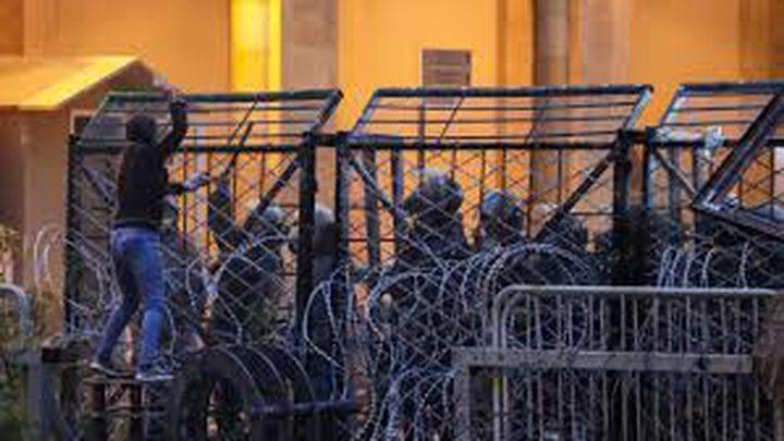 400 جريح في الصدامات بين المتظاهرين وقوات الأمن في لبنان