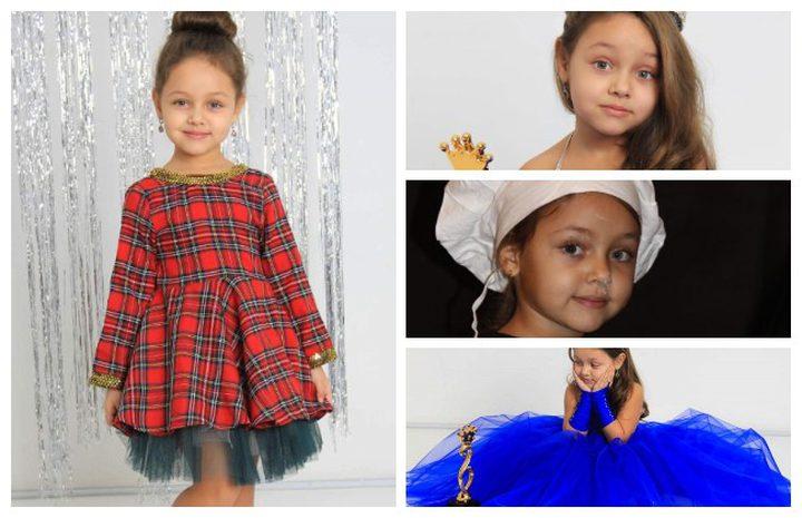 تعرفوا على أول طفلة مصرية تفوز بقلب ملكة جمال الأطفال في روسيا