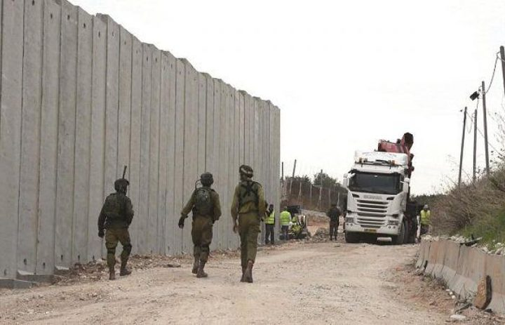 الاحتلال ينشر منظومة تكنولوجية على الحدود مع لبنان