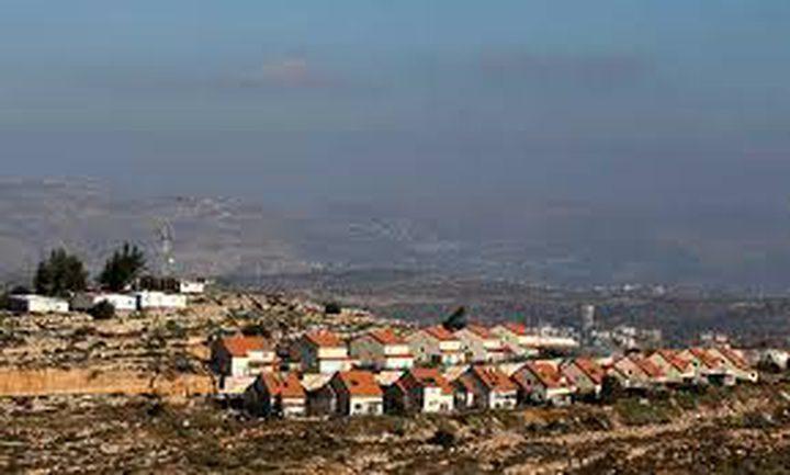 صيام: الاحتلال مستمر بسرقة الاراضي والتوسع الاستيطاني