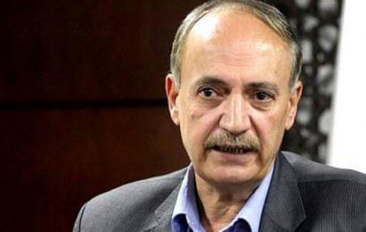 أبويوسف: القيادة السورية متمسكة بحل عادل للقضية الفلسطينية
