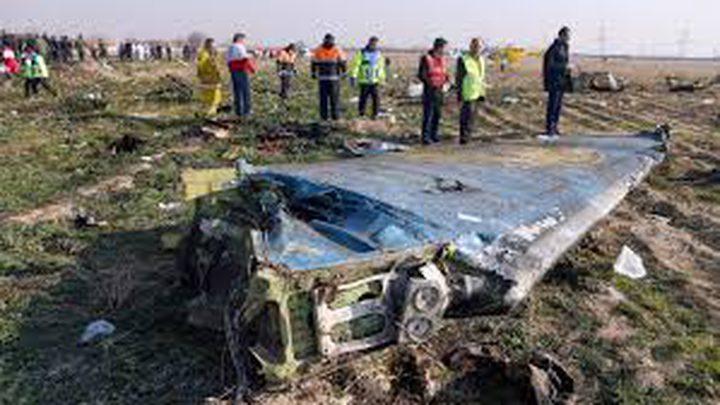 كندا تصر على نقل الصندوقين الأسودين للطائرة الأوكرانية