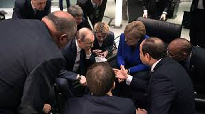 تشكيل لجنة دولية لمراقبة وقف إطلاق النار في ليبيا