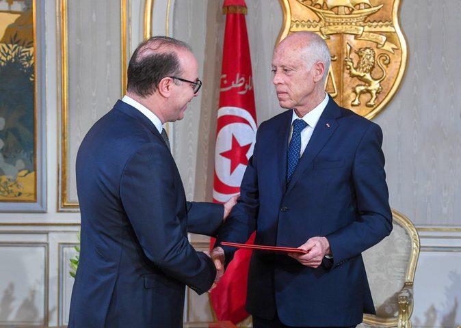 تكليف إلياس الفخفاخ بتشكيل الحكومة التونسية