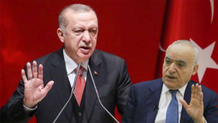 مبعوث الامم المتحدة يتوعد بمحاسبة اردوغان
