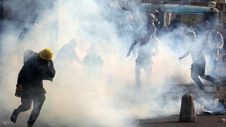 4 قتلى وجرحى في تظاهرات العراق المستمرة