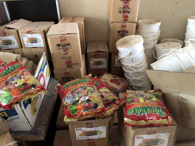 نابلس: افشال عملية توزيع شوكولاتة منتهية الصلاحية