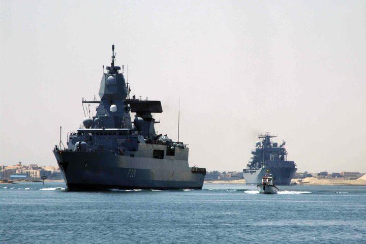"""للمرة الأولى.. """"اسرائيل"""" تبيع سفينة عسكرية إلى هندوراس"""