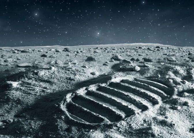 ابتكار طريقة جديدة لاستخراج الاوكسجين من غبار القمر