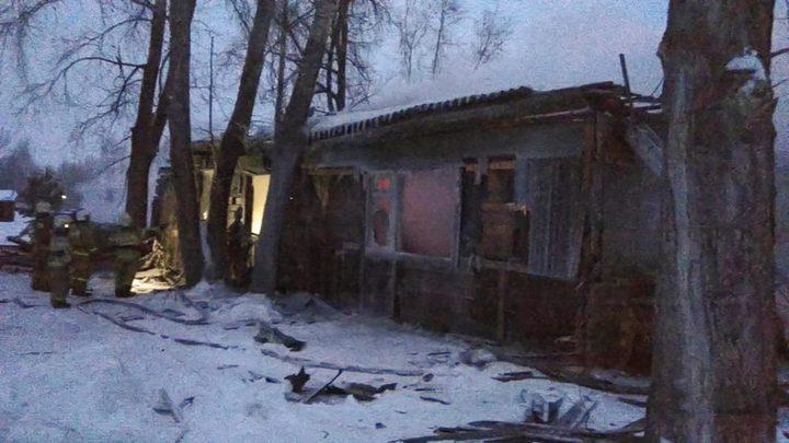 قتلى في حريق مسكن لمهاجرين في سيبيريا