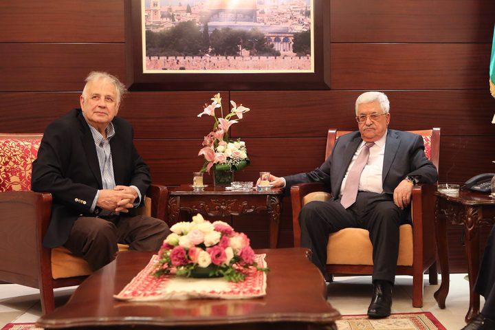 الرئيس يبحث الإعداد للانتخابات المقبلة معحنا ناصر