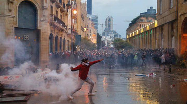 استمرار الاحتجاجات في لبنان بعد تشكيل الحكومة