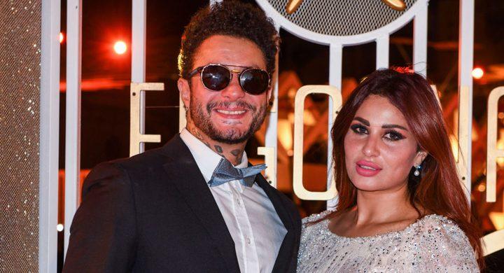 زوجة الفنان المصري أحمد الفيشاوي تشعل مواقع التواصل