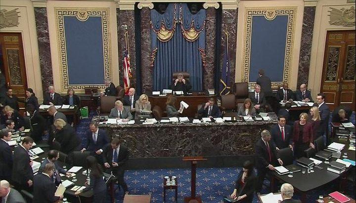 مجلس الشيوخ يرفض طلب الديموقراطيين لوثائق بمحاكمة ترامب