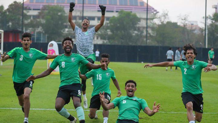 السعودية تتأهل لنهائي كأس آسيا تحت 23 عاما