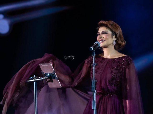 الفنانة السورية أصالة تحيي فعاليات ليالي القصيم