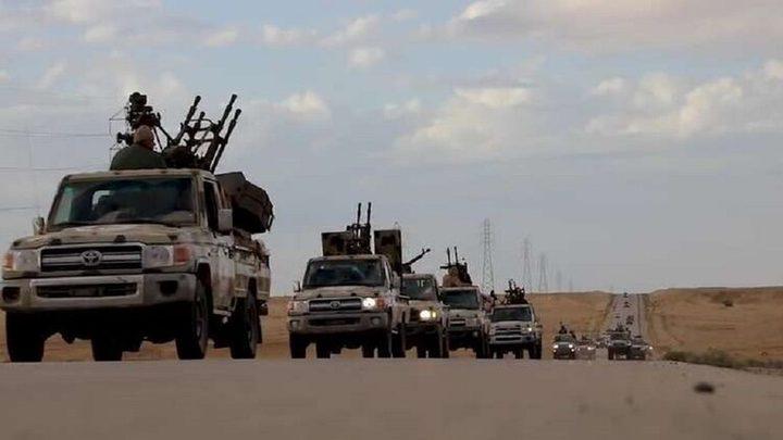 الجيش الوطني الليبي يعلن اسقاط طائرة تركية