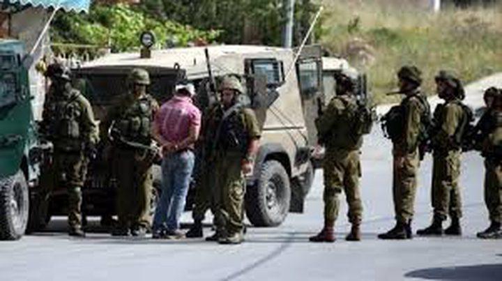 الاحتلال يعتقل مواطنا من بلدة سبسطية