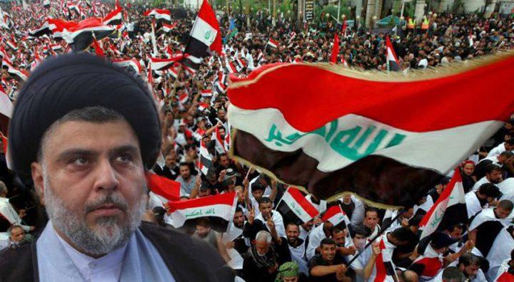 الصدر يدعو إلى نظاهرة مليونية غداً بالعراق
