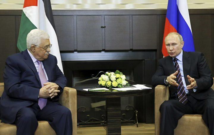 السفير الفلسطيني في موسكو: زيارة بوتين تحمل رسالة دعم للفلسطينيين