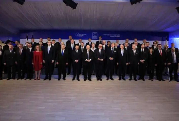 بوتين برفقة حاشية من 200 شخصيزورون إسرائيل