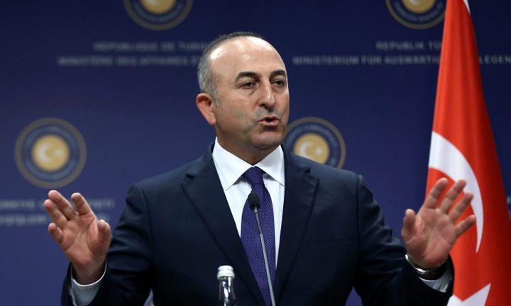 تركيا: سنواصل دعمنا من أجل إقامة الدولة الفلسطينية