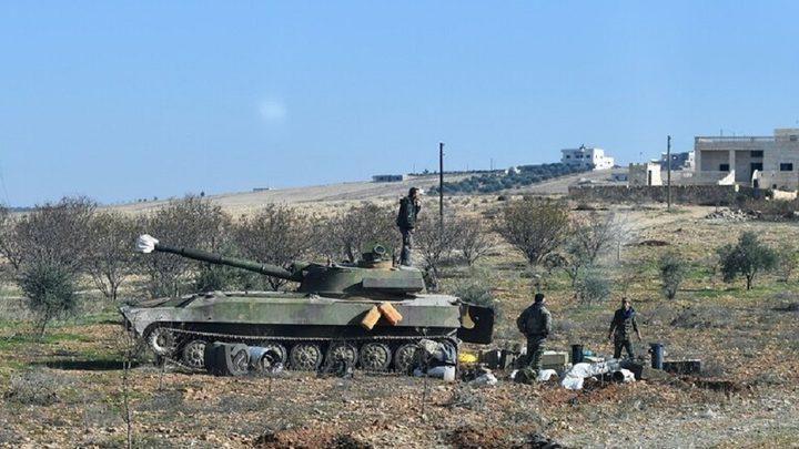 مقتل 40 جنديا سوريا وإصابة 80 آخرين في هجوم للمسلحين بريف إدلب