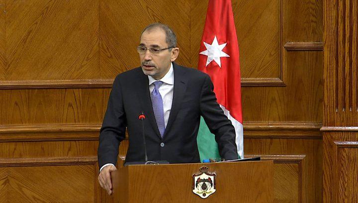 الأردن: ضم وادي الأردن وشمال البحر الميت ينهي كل فرص السلام
